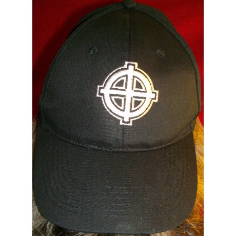Casquette croix celtique