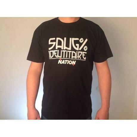 T-shirt (sanf% identitaire)