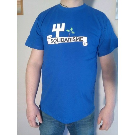 "T-shirt ""solidarisme"""