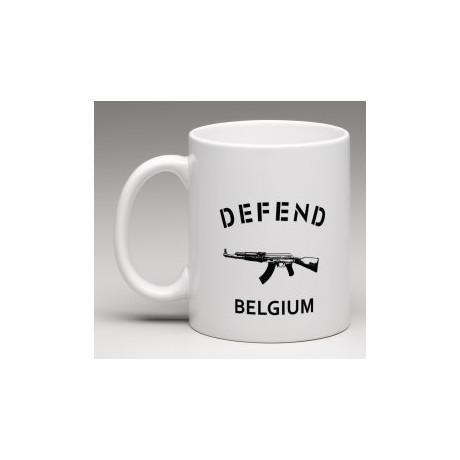 Mug Defend Belgium
