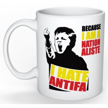 I hate antifa