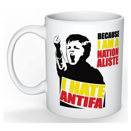 I hate antifa