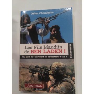 Livre: Les fils maudits de Ben Laden.