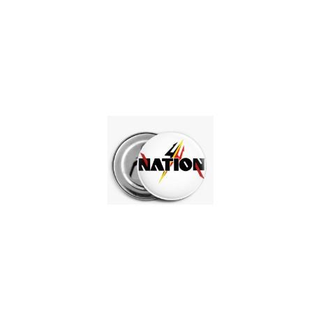 Pin's NATION Tricolore